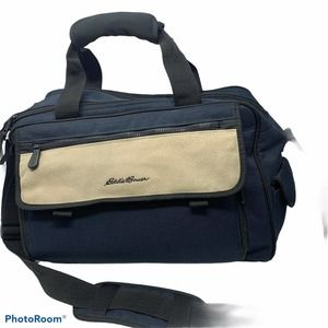 Eddie Bauer Baby/Diaper Bag  Attached Changing Mat